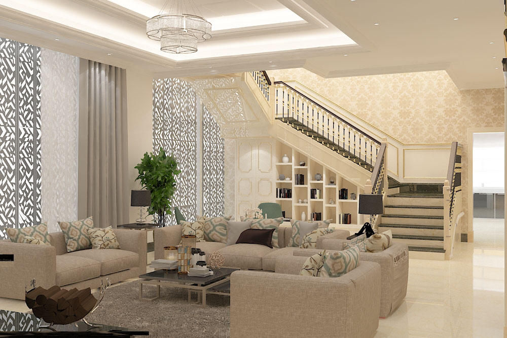 Mr. J.A Villa (Interior Design)